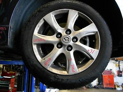 "6/2010 Mazda Bl Series 3 Sedan 16"" Mag Wheels (V7383)"