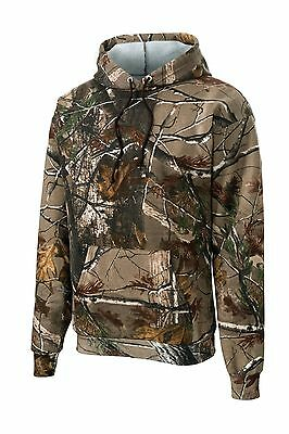 Russell Outdoors Men's AP Sweatshirts Hoody Realtree Crew xtra camo Sport Hooded