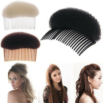 Volume Inserts Hair Clip Bump It Up Bouffant Hair Comb Bun Maker Hair Accessory
