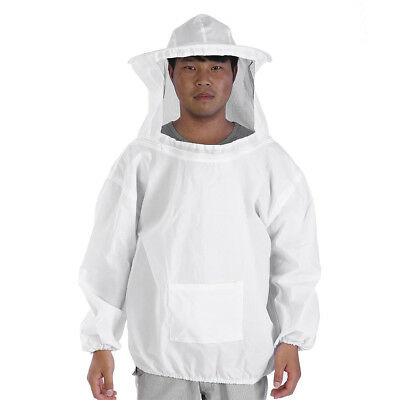 Protective Beekeeping Bee Keeping Jacket Veil Suit Keeping Beekeeper Equipment