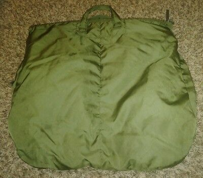 ac391c816c RARE VTG VINTAGE US Air Force Flight Helmet Bag Fighter Pilot Unicor ...