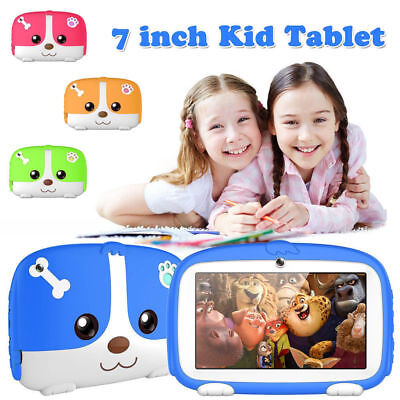 7″ Inch Kids Android 4.4 Tablet Pc 8G Quad Core Wifi Camera Uk Child Children UK