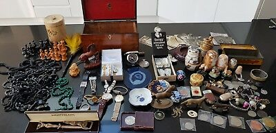 Large Lot of Mixed Collectables