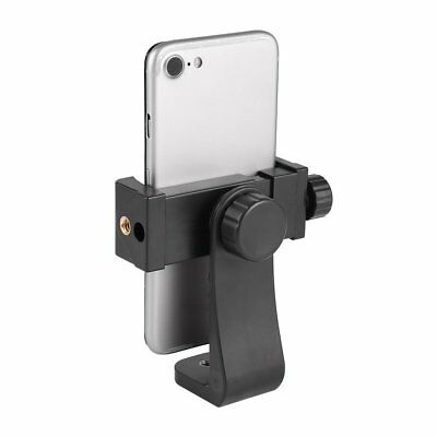 Universal 360°Mobile Phone Tripod Stand Mount Clamp Clip Vertical Bracket Holder