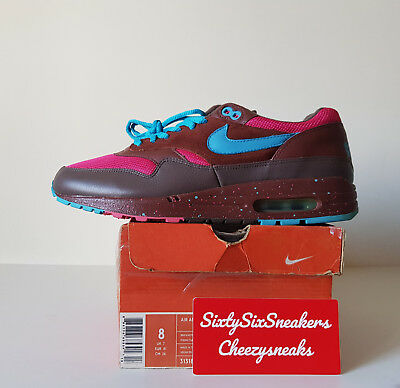 new products 536ad e1766 Nike Air Max 1 Amsterdam AMS US8 UK7 EU41 New DS OG ALL