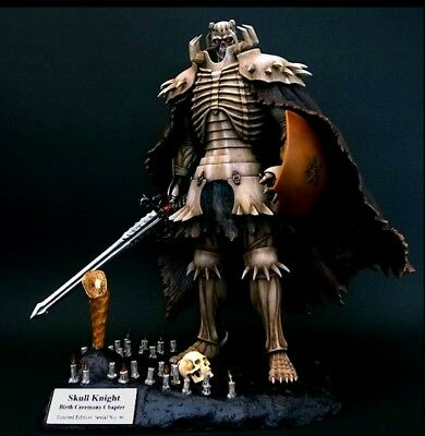 Skull Knight Birth Ceremony Chapter White -Skeleton ver-Berserk Art of War № 325