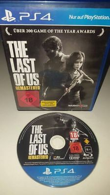 The Last of Us Remastered  PS4 / Playstation 4