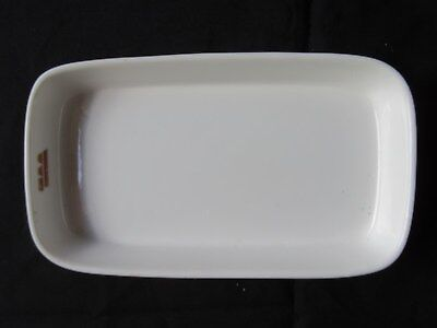 Trans Australia Airlines china, Wedgewood oblong dish