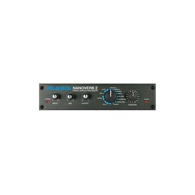 Nanoverb2 - Multi Effets Numerique Stereo 16 Programmes Alesis