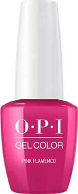 "OPI GELCOLOR REINVENTION  "" PINK FLAMENCO "" 15ml / GEL POLISH"