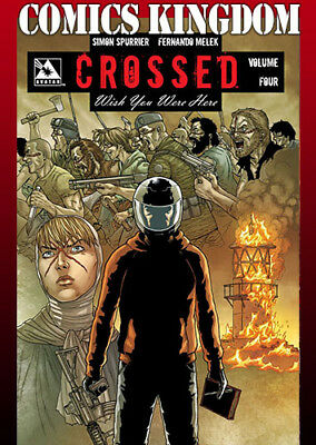 Crossed: Wish You Were Here Volume 4 HC VF/NM