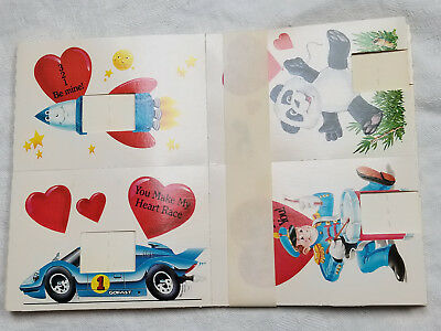 20 Vintage Lifesavers Valentines Insert Roll Of Lifesavers Unused