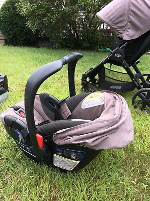 Britax B Safe B Agile Stroller Travel System Car Seat Pre Owned
