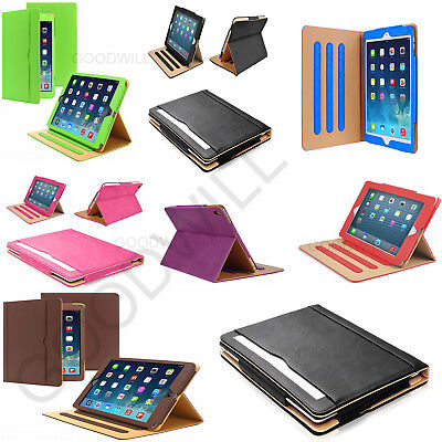 Luxury Magnetic Leather Smart Case Cover Folio For Apple iPad Pro 2017ver 12.9""