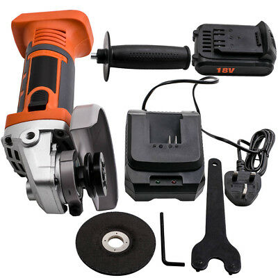 """HEAVY DUTY SILVERLINE 900 rmp 800W 4.5"""" 115MM ELECTRIC Angle Grinder Assembly"""