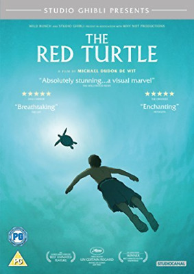 Red Turtle The (UK IMPORT) DVD NEW