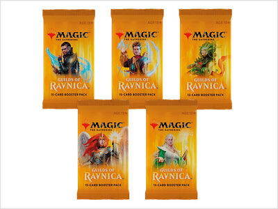 Guilds of Ravnica Sealed Booster Pack - MTG Magic the Gathering