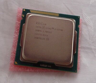 Intel® Core i7-3770 3,4 GHz ~ 8 MB Cache ~ FCLGA 1155