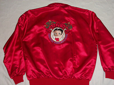 """Betty Boop """"rare"""" Mgm Grand Jacket Size Large (Nwt)"""