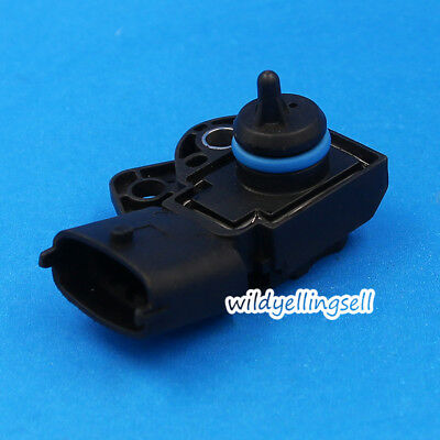 Fuel Injection Manifold Pressure Sensor fits 1990-1994 Volvo 240 940 740  BECK//A
