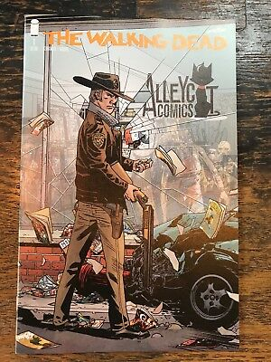 The Walking Dead #1 15th Anniversary Comic AlleyCat Comics Store Variant