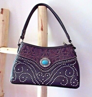 Native american style purse / pocket book by Montana West Trinity Ranch M0129