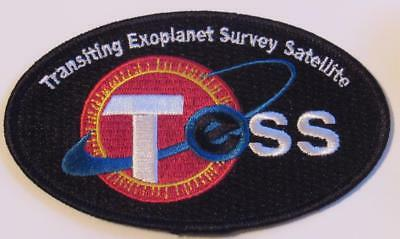 TESS NASA PROGRAM SPACE PATCH Explorer-class planet FINDER