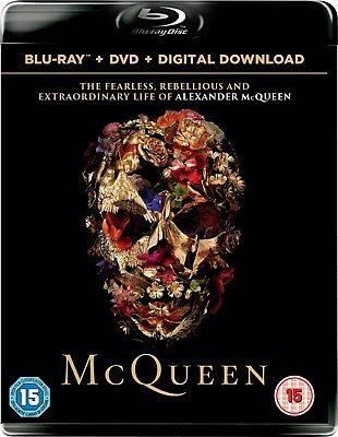McQueen (with DVD and Digital Download (Limited Edition)) [Blu-ray]