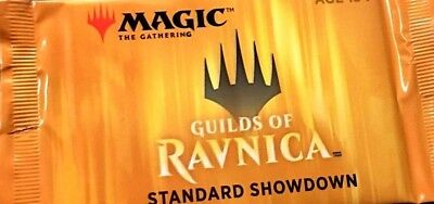 Magic: the Gathering MTG GUILDS RAVNICA STANDARD SHOWDOWN BOOSTER PACK NEW SEALE