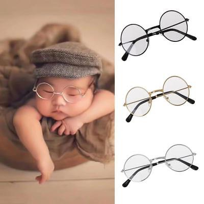 Newborn Baby Photography Props Small Glasses Studio Shooting Photos Picture UK