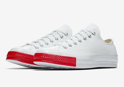 Converse X Undercover Chuck Taylor White on Red