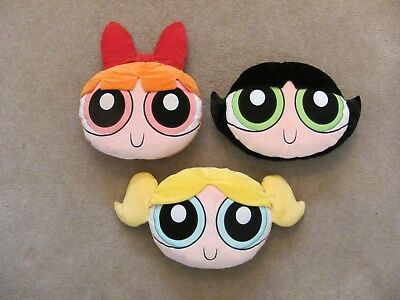 Powerpuff Girls Pillows