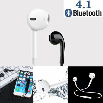 Bluetooth Headset Wireless Sport Stereo Headphones Earphone Earbuds With Mic US