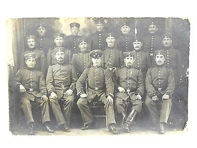RPPC GERMAN Soldiers WWI Real Photo Postcard Identified on Back?