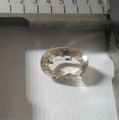 SCAPOLITE NATURAL MINED UNTREATED RARE GEMSTONE 1.59Ct  MF9166