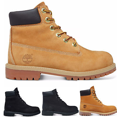 Timberland 10061 Mens 6 Inch Classic Premium Waterproof Nubuck Boots Size 7-14