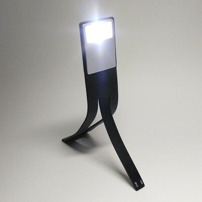 Flexible USB Rechargeable LED Book Light Flexible Night Reading Lamps AU