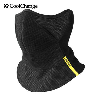 Winter Windproof Bike Bicycle Cycling Half Face Mask Neck Warm Thermal Dust Mask