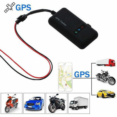 Real Time GPS Tracker GSM GPRS Tracking Device for Car Vehicle Bike Motorcycle