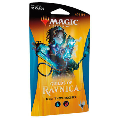 Guilds of Ravnica - Theme Booster - Izzet - NEW!!