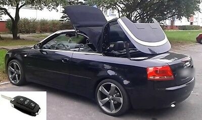 Audi A4 B6/b7 8H Cabrio/convertible Remote/easy Roof/soft Top Control Module