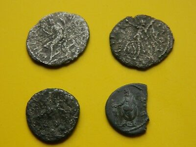 group roman silver denari coins unresearched metal detecting detector