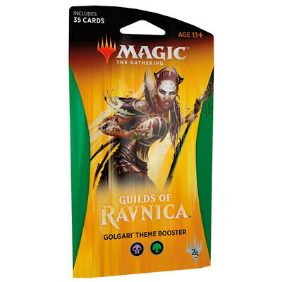 Guilds of Ravnica - Theme Booster - Golgari - NEW!!