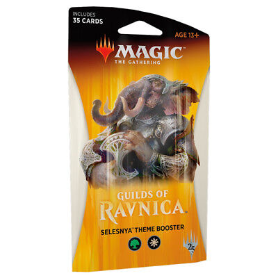 Guilds of Ravnica - Theme Booster - Selesnya - NEW!!