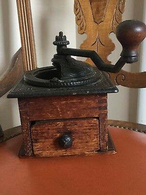 Vintage Coffee Grinder, Logan and Strobridge Franco American