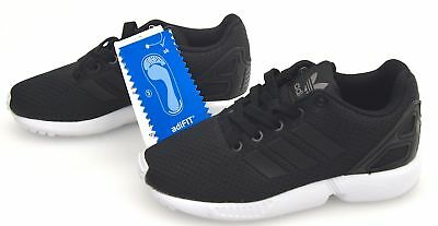 separation shoes 24975 8a52a Adidas Junior Boy Girl Sneaker Shoes Casual Free Time Code S76295 Zx Flux C