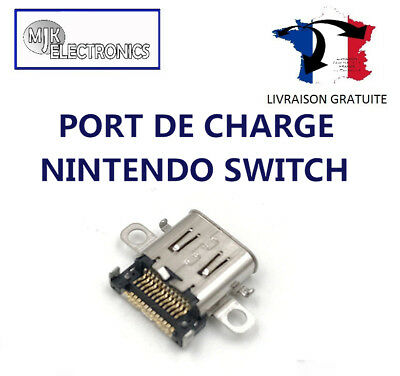 Connecteur de charge port USB - NINTENDO SWITCH NS