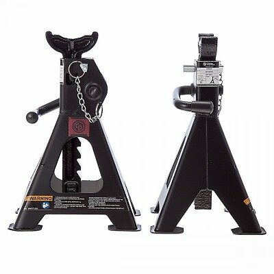 CP82030 Chicago Pneumatic 3000KG 3 Tonne Ratchet Axle Stand High Quality