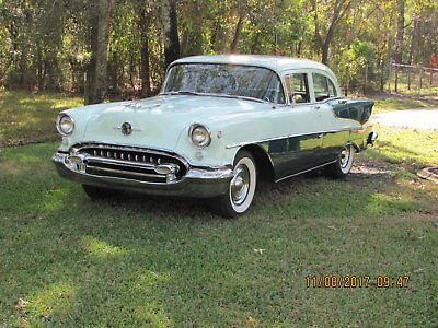 1955 Oldsmobile Super 88  1955 oldsmobile