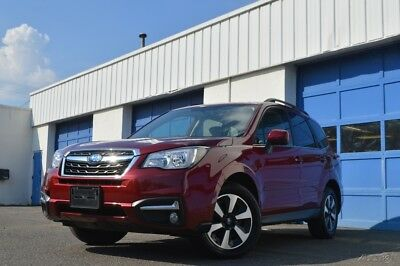 Subaru Forester 2.5i Limited Leather Interior Heated Seats Power Moonroof Rear Cam Bluetooth Cruise Excellent